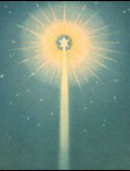 The Star that lead the Magi.