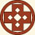 Cross logo of The Mission of St. Clare