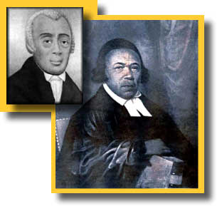 Absalom Jones and Richard Allen