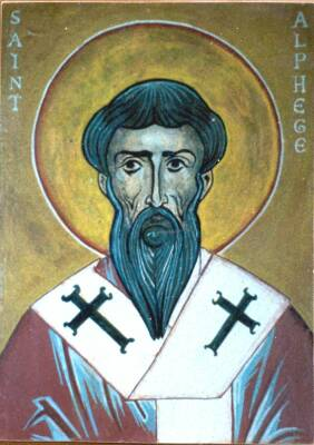 Icon of Alphege