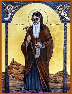 Anthony of Egypt