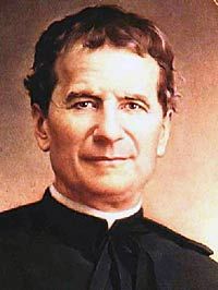 Photograph of John Bosco