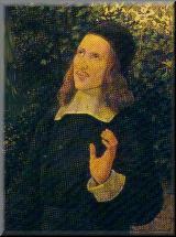 Painting of George Hebrert