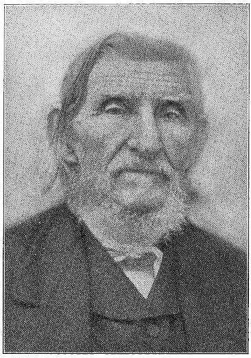 photograph of John Heyer