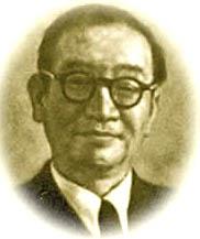 Photograph of Toyohiko Kagawa
