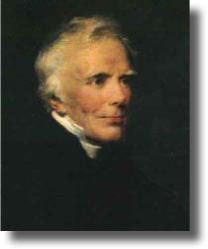 Painting of John Keble.