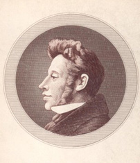 Portrait of Soren Kierkegaard