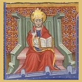 St. Leo, icon