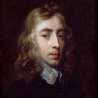painting of the young John Milton