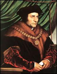 Painting of Thomas More