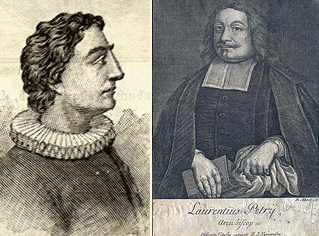 Drawings of Olavus and Laurentius Petri