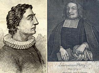 Drawings of Olavus and Laurentius Petri