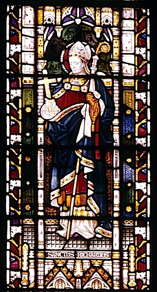 Richard of Wyche in stained glass