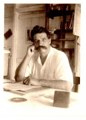 Photo of Albert Schweitzer
