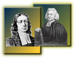 Charles and John Wesley