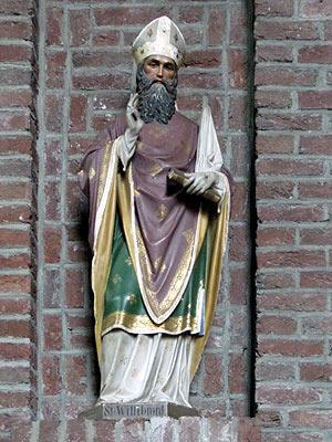 Willibrord, first Archbishop of Utrecht